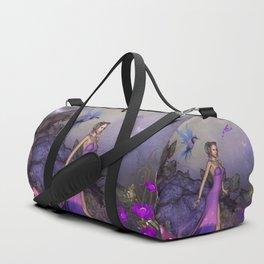 Wonderful fantasy women Duffle Bag
