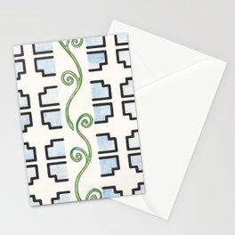 Vine and Trellis Stationery Cards