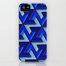 Geometrix 110 iPhone Case