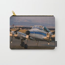 Sunset Plane Carry-All Pouch