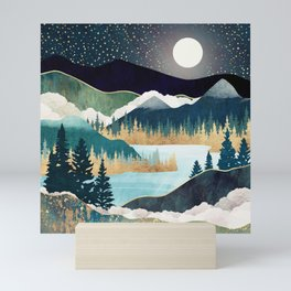 Star Lake Mini Art Print