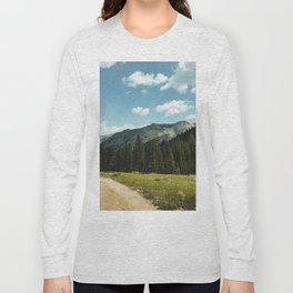 Mountain Roads Long Sleeve T-shirt