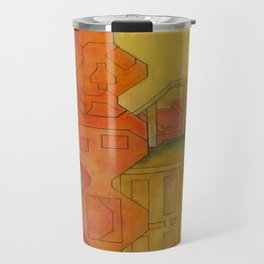 For the Squares: A Party at Auntie Mame's Travel Mug