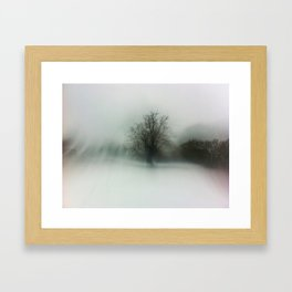 Cold Snap | 1 | Framed Art Print