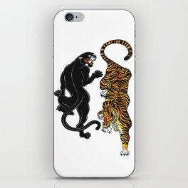 Big Cats iPhone Skin