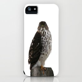 Look me in the Eye iPhone Case