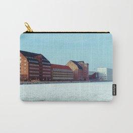 FROZEN PORT / Copenhagen, Denmark Carry-All Pouch