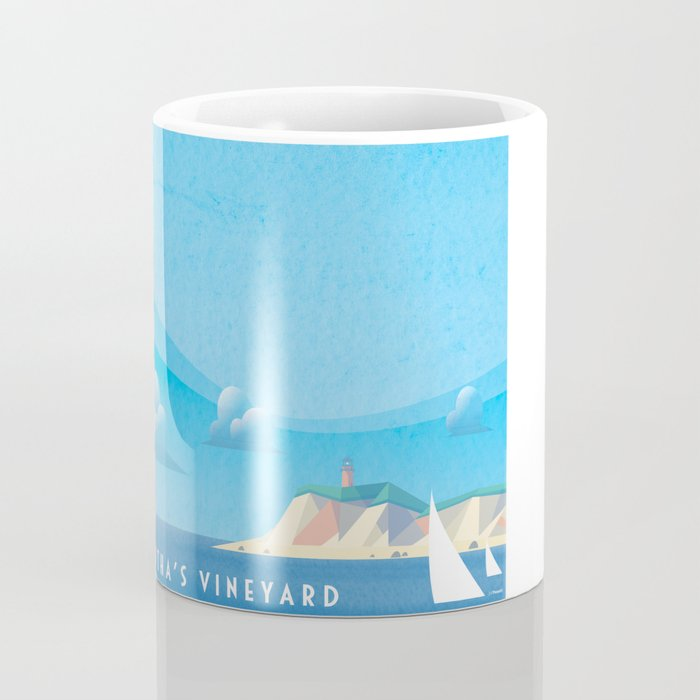 Marthas Vineyard Coffee Mug