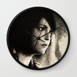 Supernatural: Jody Mills Wall Clock