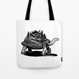 World Tortoise Tote Bag