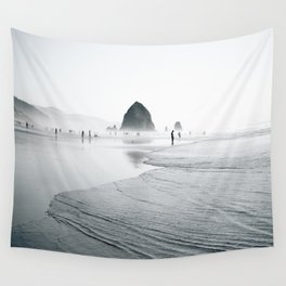 Cannon Beach Wall Tapestry