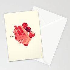 Red 2 Stationery Cards