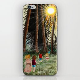 The Call of the Wild iPhone Skin
