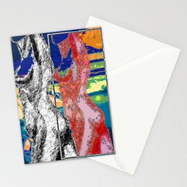 """""""Double Feature"""" Stationery Cards"""