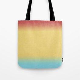 Austin Sunrise Ombre Tote Bag