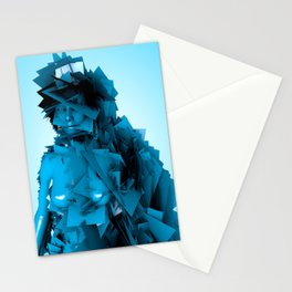Blue Fairy Stationery Cards