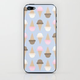 Ice Cream iPhone Skin