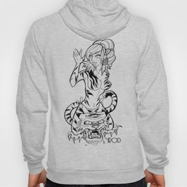 Tigress Hoody