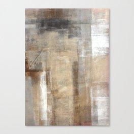 Man Style Canvas Print