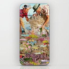 Corals iPhone Skin