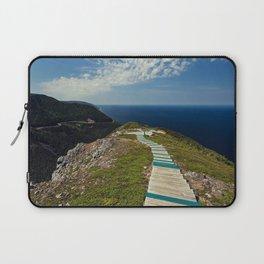skyline walkway Laptop Sleeve