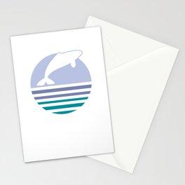 Killer Whale Marine Animals Underwater Creature Underwater Gift Stationery Cards