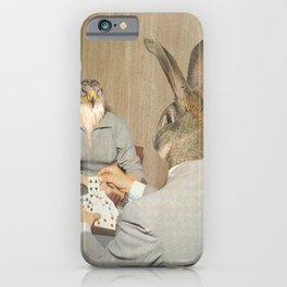Too Late Mr. Hudson - Poker iPhone Case