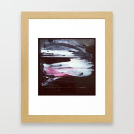 SMUDGE-SICLE Framed Art Print