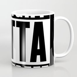 Straight Outta  Elm Street Coffee Mug