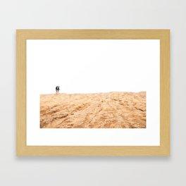 r i s e  Framed Art Print