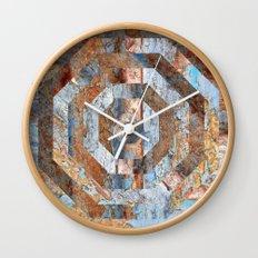 Metal Mania 10 Wall Clock