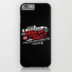 Better Call The Boys in Gray iPhone 6s Slim Case