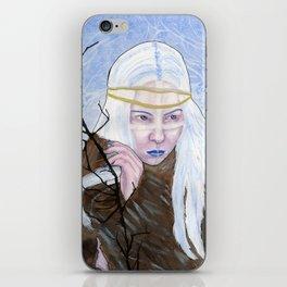 The Ice Queen iPhone Skin