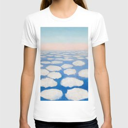 Georgia O'Keeffe Above the Clouds T-shirt