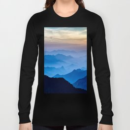 Mountains 11 Langarmshirt