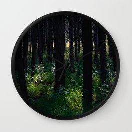Parallel Forest Wall Clock