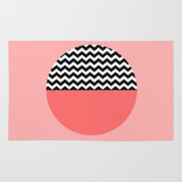 Moiety Pink Rug