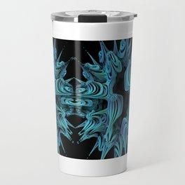Abstract Fractals Number 25. Travel Mug