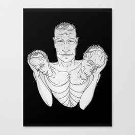 Weight (v2) Canvas Print