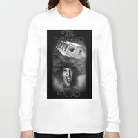 oz Long Sleeve T-shirts featuring Oz by Magdalena Almero