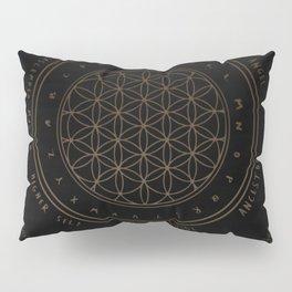 Shadow | Higher Dimensional Spirit Board (Ouija)  Pillow Sham