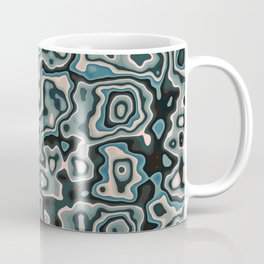 Liquid Neptune Coffee Mug