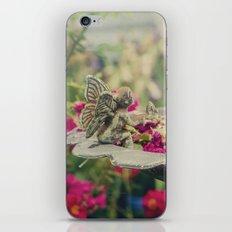Garden Fairy iPhone & iPod Skin