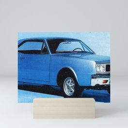 1972 Brazilian Model Only MOPAR Polara Rare Muscle Car Mini Art Print