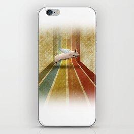 Porco volante  iPhone Skin