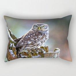 Little Owl Rectangular Pillow