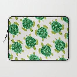 Sea Turtle – Green Palette Laptop Sleeve