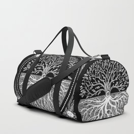 Druid Tree of Life Duffle Bag