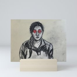 Look of Love Mini Art Print