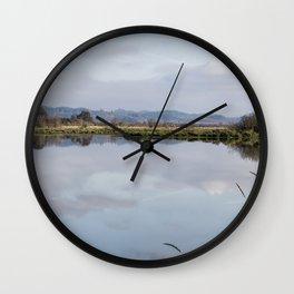 Pastoral Reflections Wall Clock